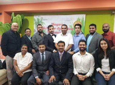 നയാഗ്ര മലയാളി അസോസിയേഷൻ 2020 – 22 ഭരണസമിതി ചുമതലയേറ്റു