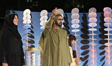 ദുബായ് എക്സ്പോ 2020ന് ഇനി 100 ദിവസം; കൗണ്ട് ഡൗൺ ആരംഭിച്ച് ഷെയ്ഖ് മുഹമ്മദ്